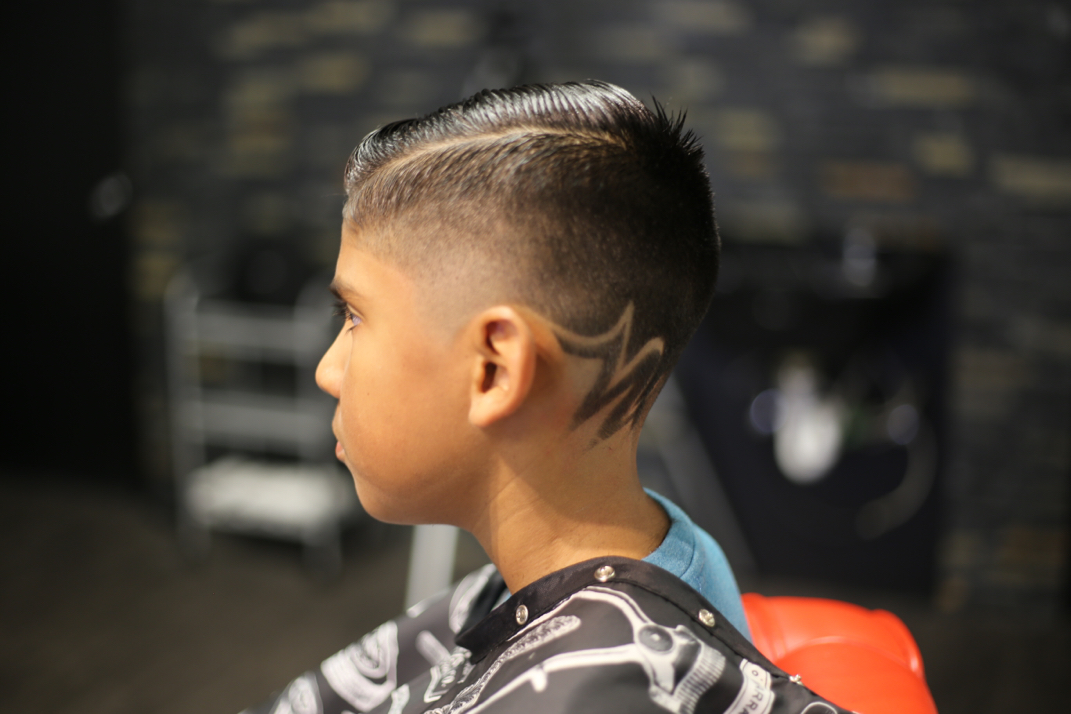 Cool Hair Cuts For Kids Filthy Cuts Barbershop